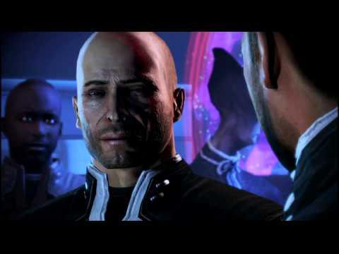 Mass Effect 3- Citadel DLC- ALL NPC's Casino Entrances