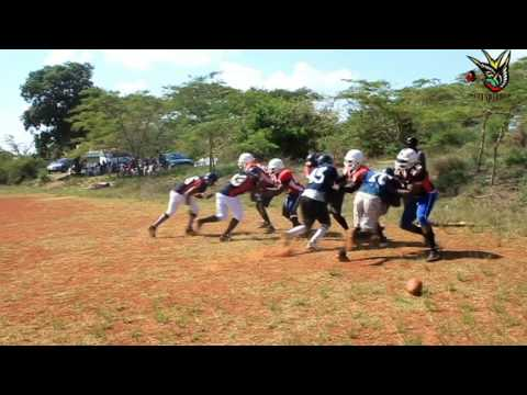 American football in Kenya at The East African University Games (Jkuat)