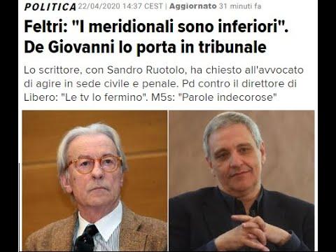 Petizione contro Vittorio Feltri e Libero Quotidiano - 22 aprile 2020