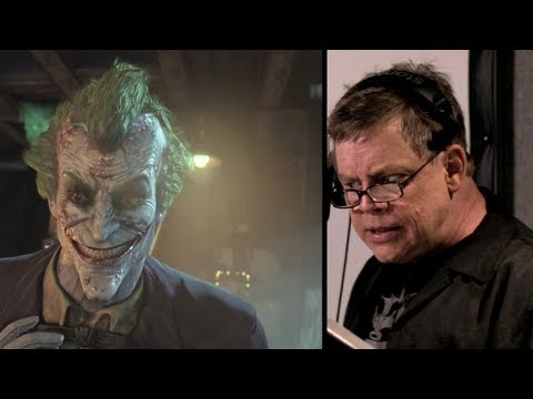 Making Batman: Arkham City - Voice Cast