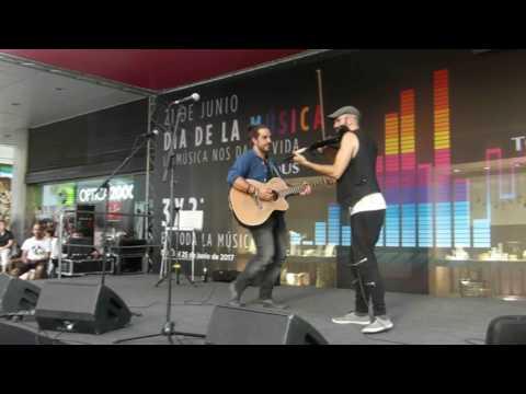 Andrés Suárez - Benijo (Día de la Música) 21-6-2017