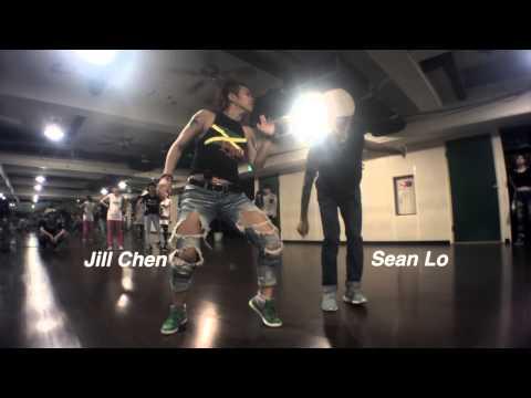 """All of you-Davido"" Sean Lo dancehall feeling class @MM,Taipei"