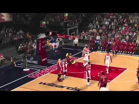 NBA 2K15 Flagrant Foul 1