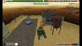 Как я начинал Играть в танки онлайн (Мульт)
