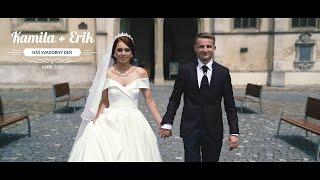 Kamila a Erik - Svadobný videoklip