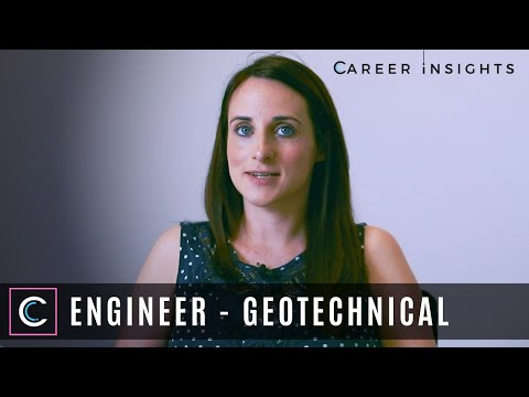 Engineer - Geotechnical & Environmental (Careers In Construction)