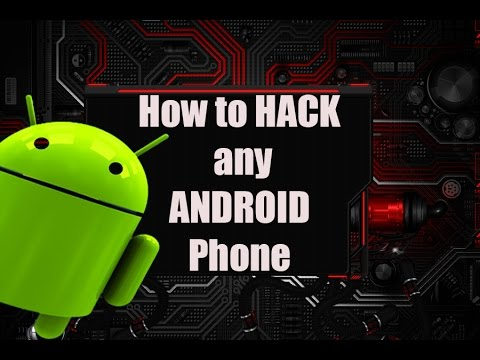 How to hack any Android -#Techno_tips