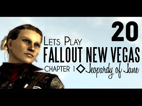 FALLOUT NEW VEGAS #20 ♦ Speed-E Management ♦ Chapter One | Let's Roleplay