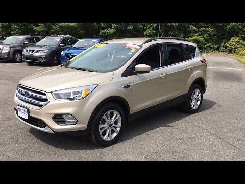 2018 Ford Escape Plymouth, Marshfield, Pembroke, Weymouth, and Brockton, MA IC7644R