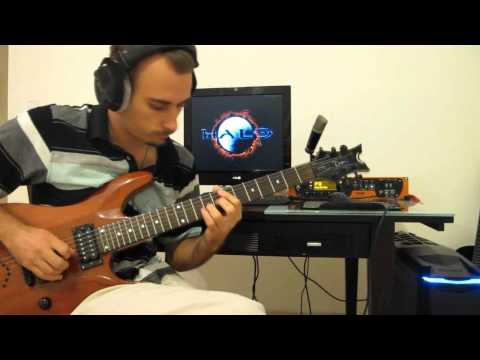 EPIC HALO THEMES MEDLEY ROCK COVER!  (Martin O'Donnell)