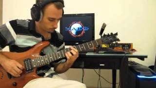 Halo Theme Suite - Rock Guitar Cover (Martin O