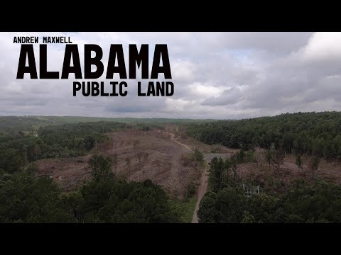 THE SOUTHERN OUTDOORSMEN-INTROS ALABAMA AND TENNESSEE PUBLIC LAND HUNTING SERIES