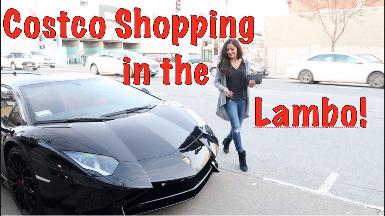 Costco Ping In A Lamborghini