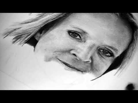 Martijn Versteeg portretteert Floortje Dessing