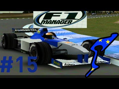 F1 Manager: Minardi Manager Career - Part 15 - Europe/Nurburgring