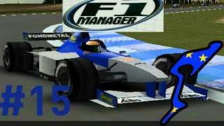 F1 Manager: Minardi Manager Career - Part 15 - Europe/Nurburgring