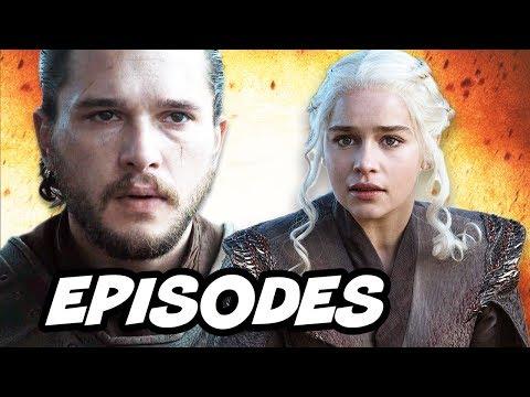 Download Youtube: Game Of Thrones Season 7 Episode 1 - 3 Titles Breakdown
