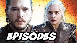 Game Of Thrones Season 7 Episode 1 - 3 Titles Breakdown