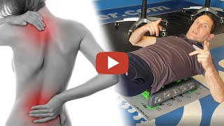 Lower Back - Shoulder Release