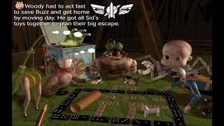 Історія іграшок: мультиплікаційний збірка оповідань Діснея - Частина 7 - читати і грати (геймплей/проходження)