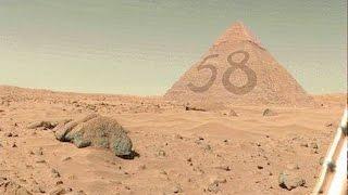 Цифры на Марсе, НЛО в Тайланде и Дубае, Mass Effect / Подборка НЛО №12 2016