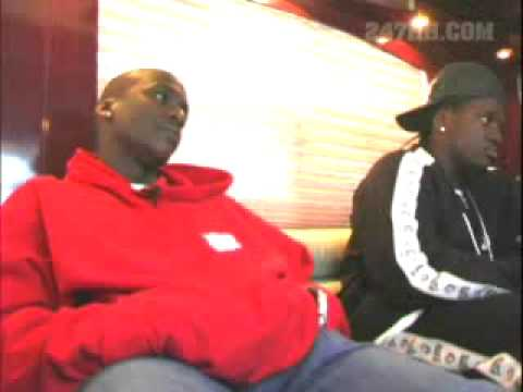 The Clipse - Re Up Gang, and Advice to Aspiring Artist (247HH Exclusive)