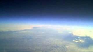 Как снять Землю из Космоса на видео