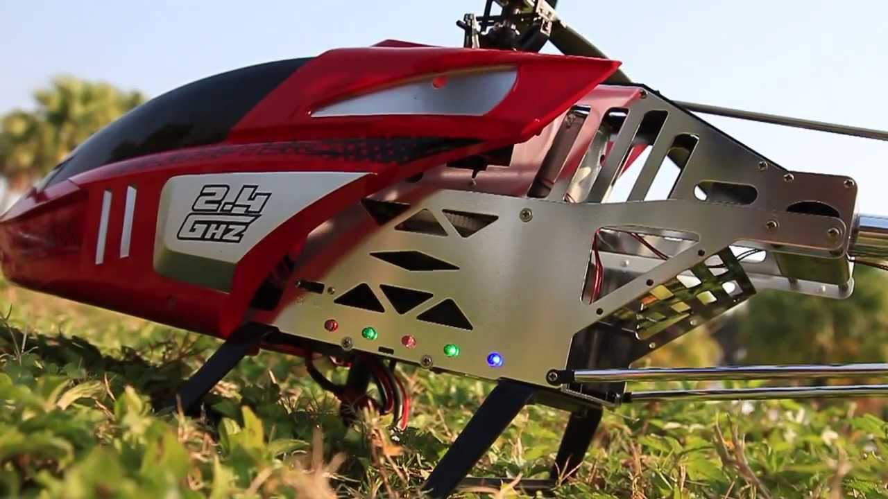 Large size RC Helicopter BR model with Camera