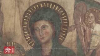 Молитва до Пресвятої Діви Марії під час епідемії коронавірусу