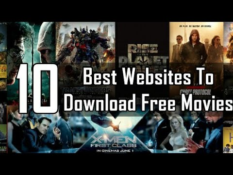 Top 10 Free Fully Legal Movie Download Websites