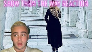 """Reacting To Stevie Nicks' New Song """"Show Them The Way"""" 
