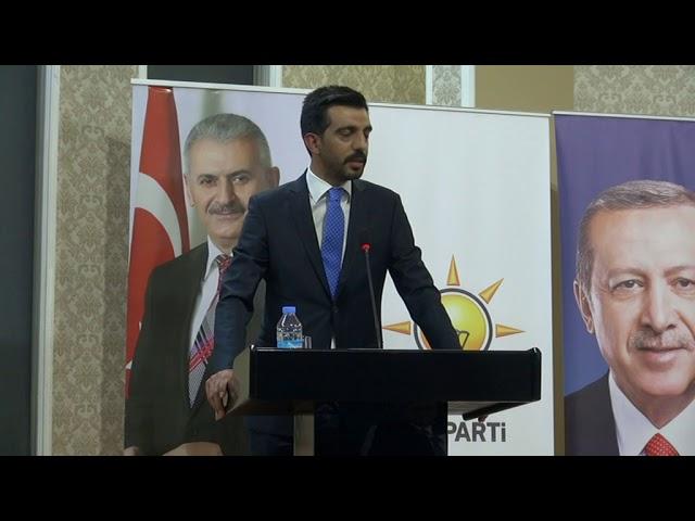 Tuna Güneş Ak Parti Aday Tanıtım Programında Konuştu