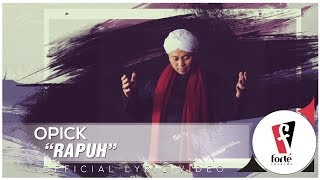Download Opick - Rapuh | Official Lyric Video