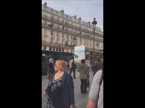 DJ AKN IN PARIJS
