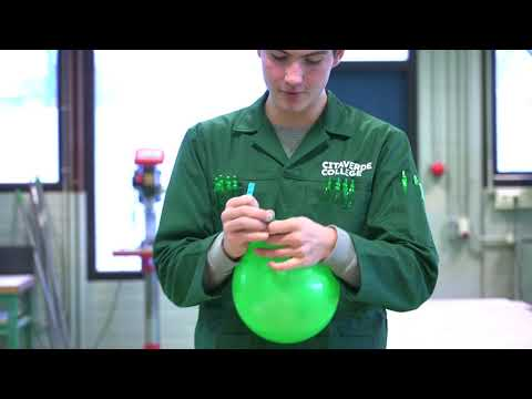 CITAVERDE Roermond Proefles Raket maken
