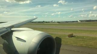 KLM 787-9 - Amsterdam to Salt Lake City (Pushback, Engine Start, Taxi, Takeoff, Landing)