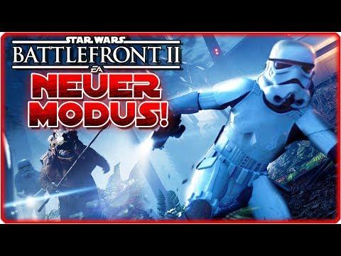 Ewok Jagd! Neues Update! // Star Wars: Battlefront II // PS4 Livestream