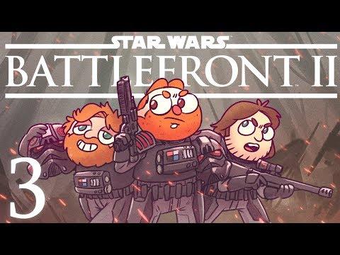 Star Wars Book Club Plays! - Star Wars Battlefront 2 Campaign Part 3