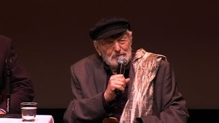 Theodore Bikel Honored - Folksbiene's KulturfestNYC