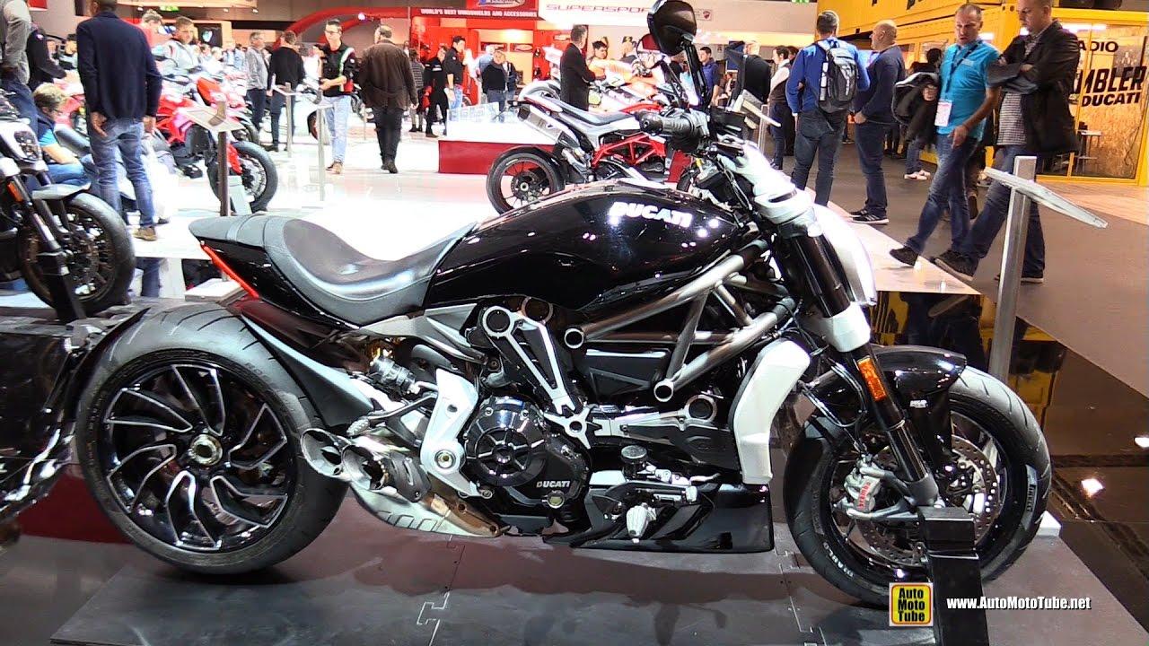 2017 Ducati ... Youtube Ducati Xdiavel S