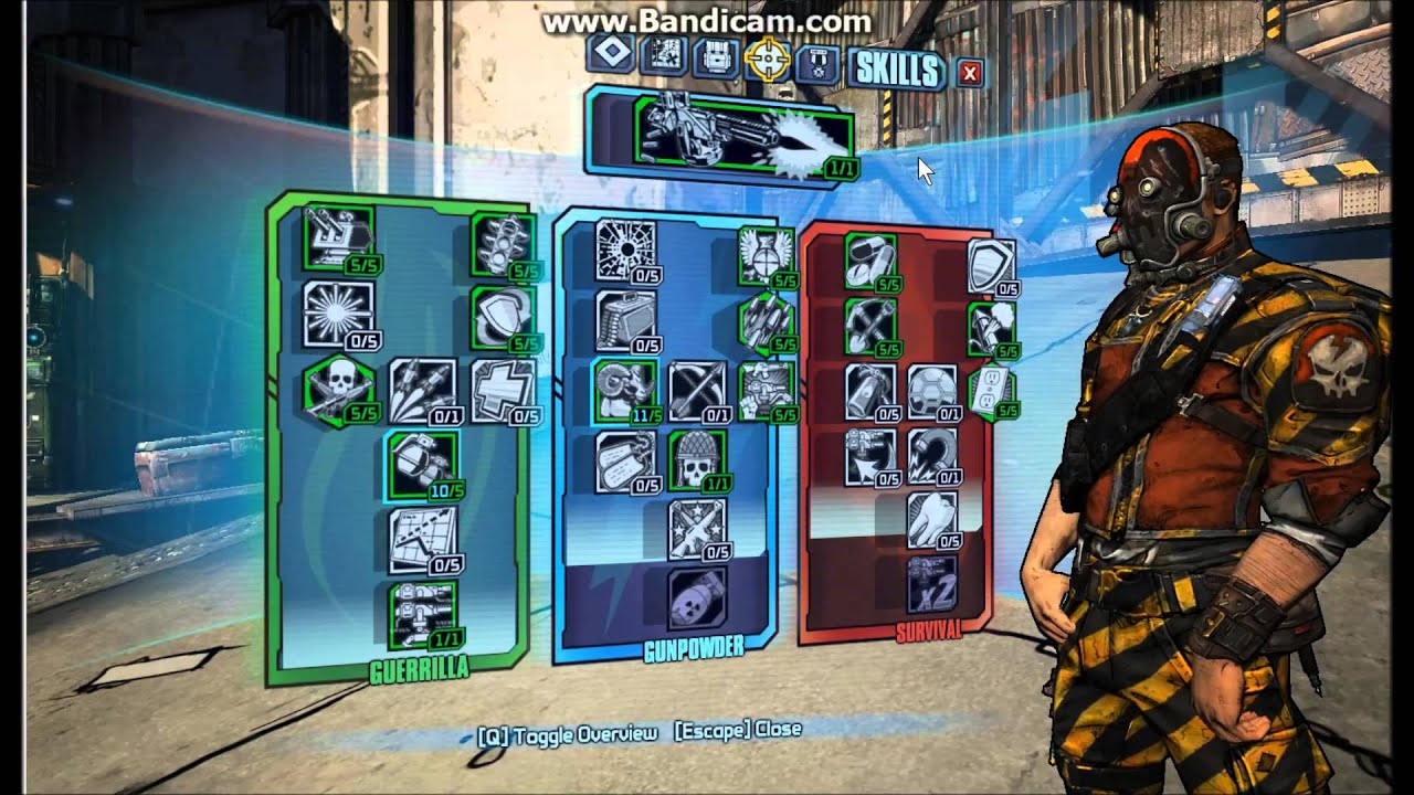 20+ Borderlands 2 Salvador Rade Build Pictures and Ideas on