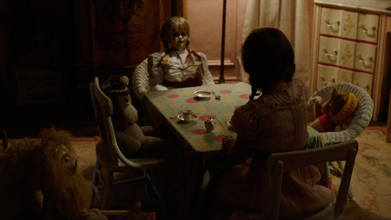 Image result for annabelle 2 image