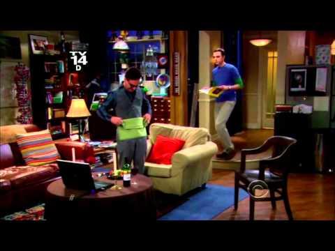 Big Bang Theory - Funniest Scenes (Season 5, Ep 1-2)