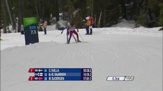 Cross Country Skiing - Women
