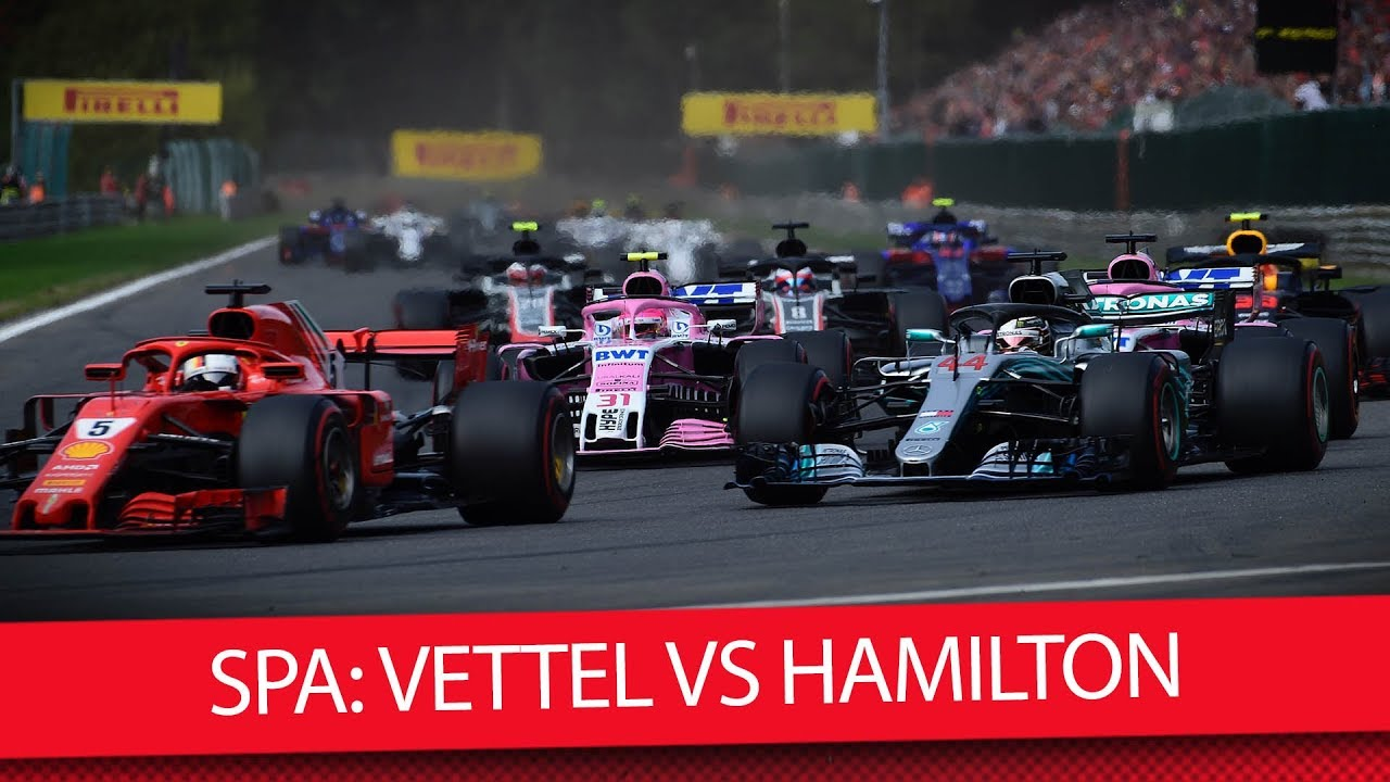Darum Waren Vettel Ferrari Stärker Als Mercedes Formel 1 Spa