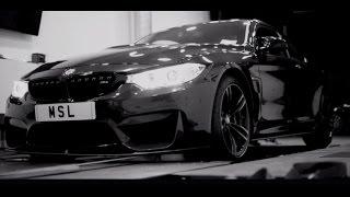 F82 BMW M4 x iPE exhaust x MANHART @ MSL PERFORMANCE UK 1080p