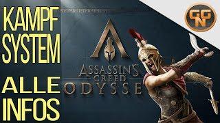 Assassins Creed Odyssey Guide - Das Kampfsystem - Analyse - Alles für den perfekten Start