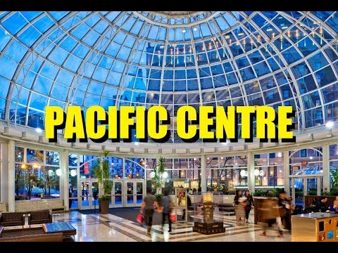 Mall Meandering (Ep. 166): Pacific Centre Mall - Downtown Vancouver