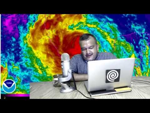 Huracán Franklin de dirige a México - Veracruz (Hurricane) y otros temas.