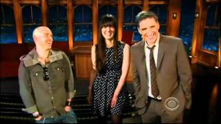 Craig Ferguson 1/12/12A Late Late Show beginning XD